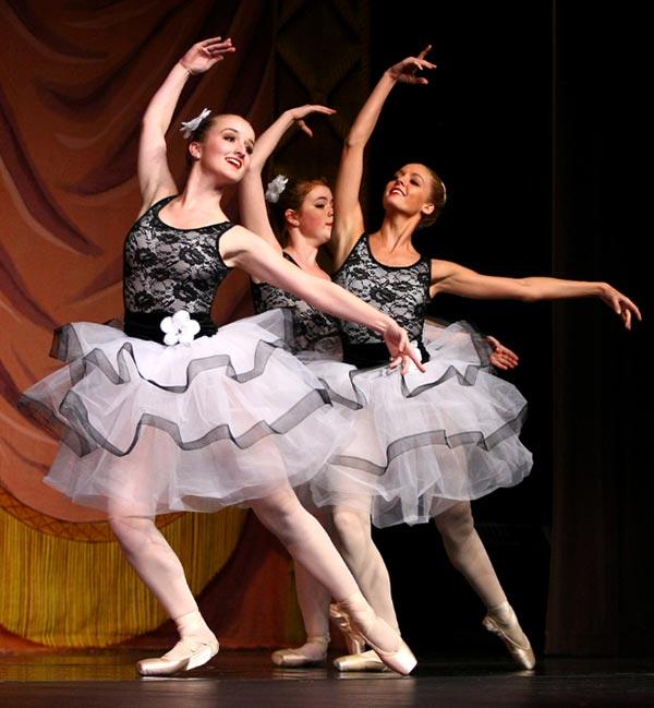 ballet-line